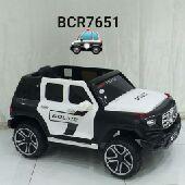 سيارات شرطة للأطفال بشكل مميز