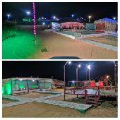 مخيم للايجار لؤلؤة الصحراء بالرياض قبل الملهم