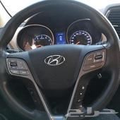 سياره هواندي سنتافي للبيع 2015