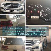 الرياض  جيب  جي اكس ار 3 موديل  2016