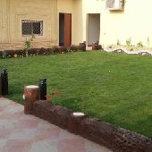 تنسيق وتصميم حدائق 0538648775