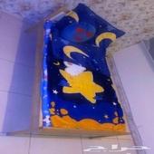 للبيع سرير اطفال ايكيا مستعمل