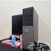 للبيع اجهزة كمبيوتر مكتبية للدراسة عن بعد