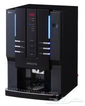 مكينة القهوة و المشروبات الساخنة الذاتية