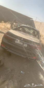 بي ام دبليو BMW 730 موديل 2017