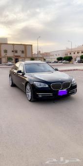 740LI BMW 2014 للبيع فل كامل