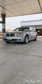 BMW 750Li 2007