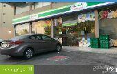 محلات للايجار حي المنار 4فتحات