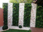 تنسيق حدائق واسطح المنزل وشلالات وثيل جداري