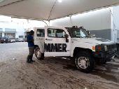سيارة هامر للبيع h3