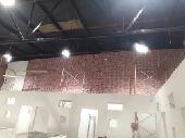 ترميم شامل ورق جدران جبوس بنيان حديد