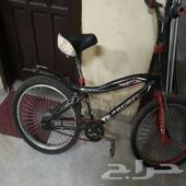 دراجة كوبرا نظيفة مقاس 24