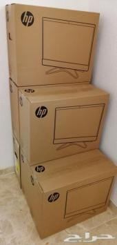 كمبيوتر مكتبي الكل في واحد all in one hp جديد