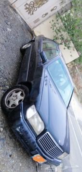 للبيع سيارة مرسيدس موديل 96