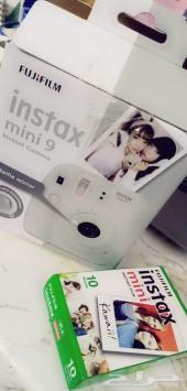 instax mini 9  كاميرا فورية