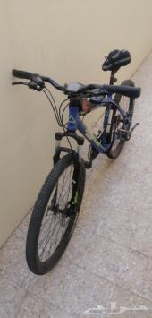 دراجة هوائية فوجي fuji مقاس 17