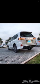 للبيع لكزس LX 570 S موديل 2018 ماشي 1800 km ف