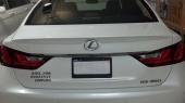 أجنحة لكزس جي اس دي دي (الفل كامل) Lexus GS DD بأقل من ثلثين السعر موديلات 2013 - 2014 - 2015 - 2016