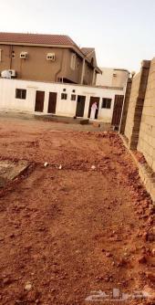 ارض مبني عليها مستودع أو سكن عمال جديد