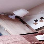 غرفة نوم تركي خشب ام دي اف درجه اولى