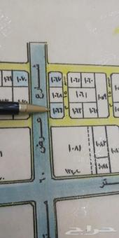 لبيع ارض تجارية بمخطط 409 شارع 60 غرب 25 جنوب