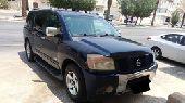 الرياض - نيسان ارمادا موديل 2007
