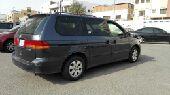 سيارة هوندا اوديسي 2004 للبيع مسعجل