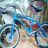 دراجه رابو لون.ازرق مقاس 20