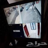كاميرات مراقبة للمنازل والمعارض والفنادق