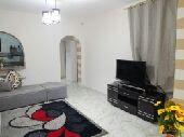 شقة للبيع ارضية مع العفش القاهرة الهرم سيتي