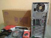 باقي 75 كمبيوتر hp كور 2ديو من 350ريال