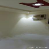 ملاحق للايجار غرفه وصاله شمال الرياض