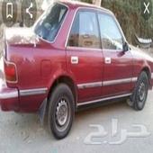 سيارة كرسيدا 92 حمراء للبيع