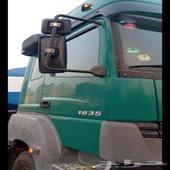 شاحنة مرسيدس تريلة ماء تانكي للبيع كامله