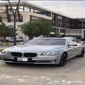 بي ام دبليو 740 2014 BMW