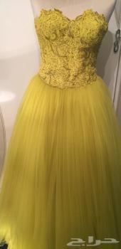 فستان ملكة