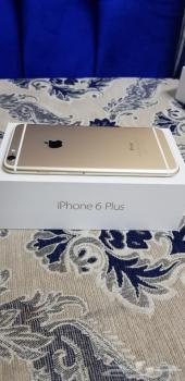 ايفون 6 بلس 64 جيجا للبيع او البدل