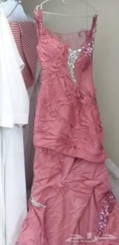 فستان سهرة  (تصميم احمد بدوي )  للبيع