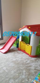بيوت المرح للاطفال