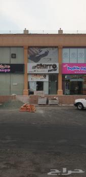 محل تجاري واجهة بحرية بكورنيش جدة للايجار