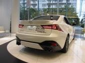 أجنحة لكزس آي اس Lexus is تعديل TRD المميزة حصريا موديلات 2014 - 2015 - 2016