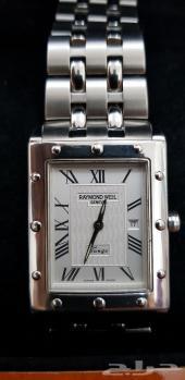 ساعة فاخرة رايموند ويل اخت الجديد تماما للبيع