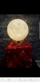 القمر المضيء جميع المقاسات