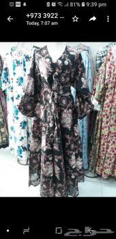 فستان سهرة اورغنزا كويتي جديد