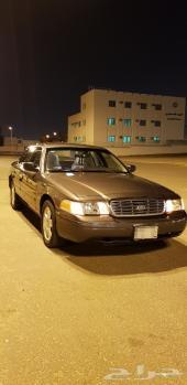 كراون فكتوريا سعودي 2011