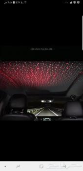 LED لسقف السياره