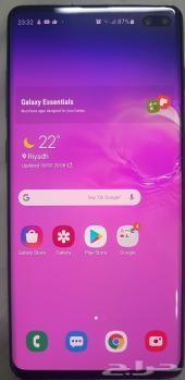 Samsung Galaxy S10 Plus سامسونج جلاكسيS10 بلس