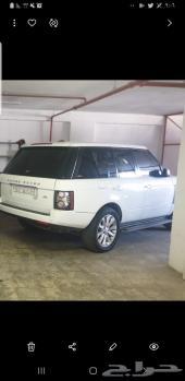 سيارة رنجروفر 2012 للبيع المكان