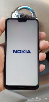 نوكيا 6.1 بلس NOKIA 6.1 plus نظيف جدا
