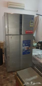 ثلاجة هيتاشي 25 قدم أخت الجديدة للبيع